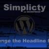 WordPressテーマSimplicityをカスタマイズする!見出しのCSSスタイルを変更