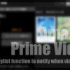 Amazon PrimeVideo のレンタル版や購入版作品が無料になったときに通知させる方法