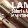 LAMYの万年筆コンバータ仕様をメンテナンス!分解清掃からインク補充まで