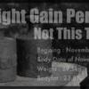正しい増量法とは?維持期のはずが体重増えてしまったので増量期を見送ります