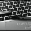 LAMYアルスターFニブと色彩雫の組合せはインクの減りが早い