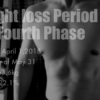 第4回減量期ダイエット2ヶ月完了報告【2018】