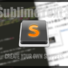 Simplicityのクラスを利用するためSublimeTextのSnippet機能へ登録