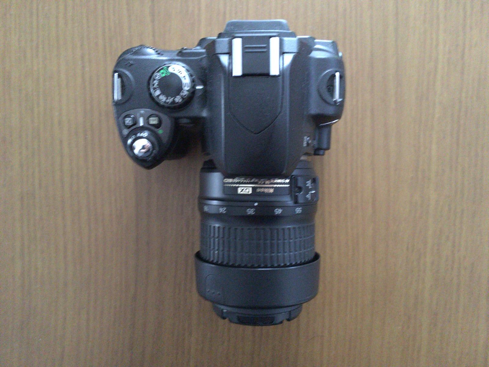 Nikon_D40俯瞰