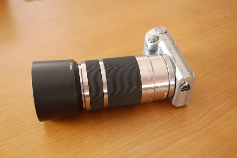 Sony NEX-5R&SEL55210