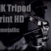 最初の1台に最適!SLIK SprintHDコンパクトで使いやすく全高も十分ある三脚