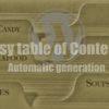 【WordPress】ブログにもくじを自動生成するプラグインEasy table of Contens