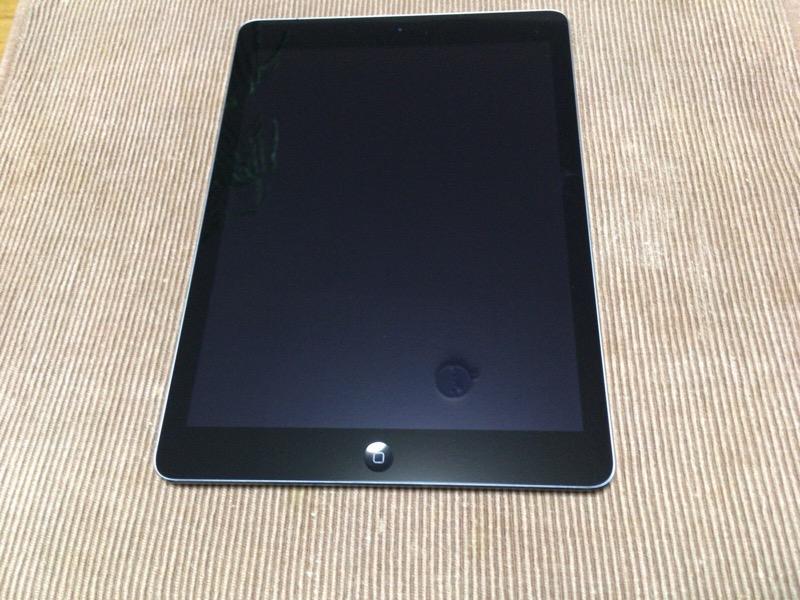 iPadAir正面