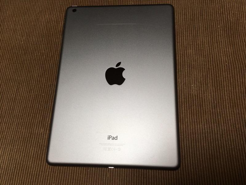 iPadAir背面
