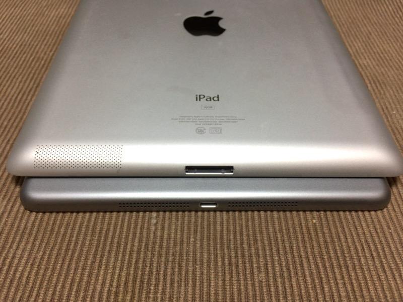 iPadAir端子