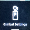 FimiPalm_Gimbal Settings