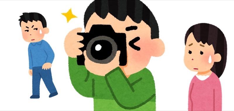FimiPalm_カメラ迷惑