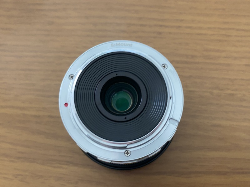 PERGEAR_7.5mm_f2.8マウント