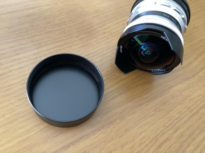 PERGEAR_7.5mm_f2.8キャップ