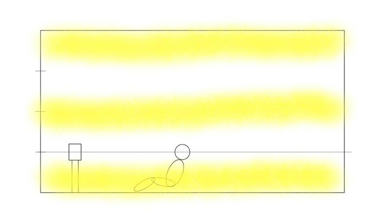 スピーカー配置定在波横