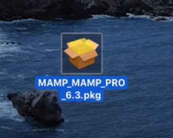 MAMPダウンロードファイル