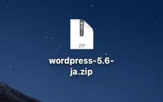 MAMP-Wordressダウンロード