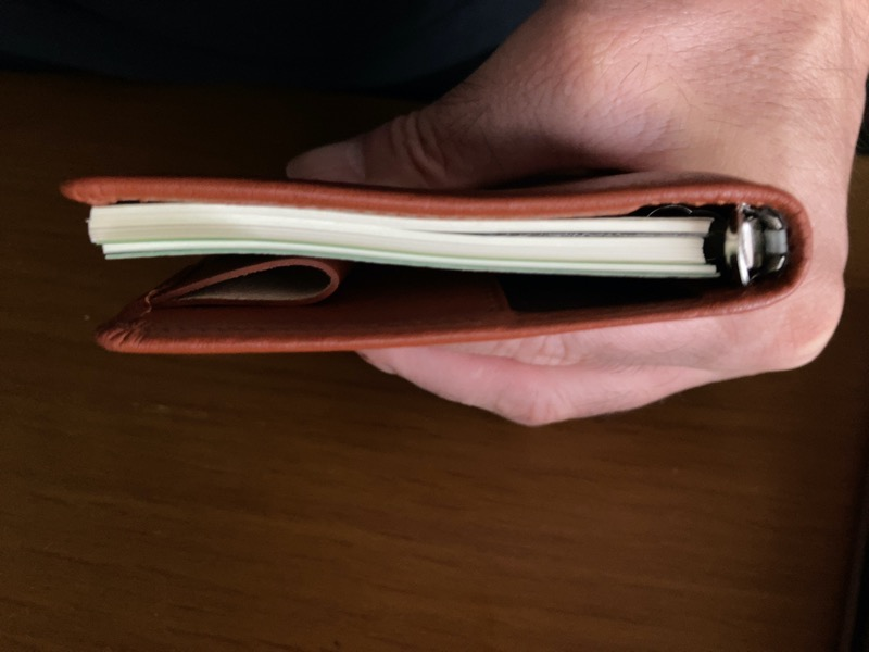 Davinci Pocketペンホルダー