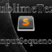 SublimeText3で簡単に連番が入力できるパッケージInputSequence
