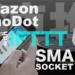 日本語版AmazonEchoに未対応のSMART SOCKET MINIを連携させる!IFTTTの設定方法
